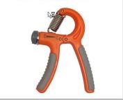 Professional Hand Strengthener Training Fitness Equipment Home Use Grip Exerciser, orange