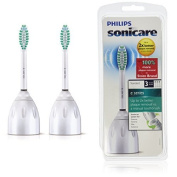 Philips Sonicare E-Series replacement toothbrush heads, 5-pack