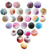 14- PACK BUBBLING Bath Bomb Gift Set - 150ml Bath Bubbling Bath Bombs/ASSORTED Best Sellers/ Spa Time in your Tub