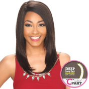 Hollywood Sis Remy Hair Lace Front Wig - HRH HILL