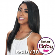 Sis Slay Natural Baby Hair Lace Front Wig - BIEN