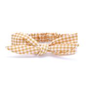 Peppercorn Kids Girls Bow Tie-Up Headwrap