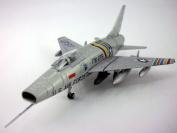 North American F-100 Super Sabre 1/100 Scale Diecast Metal Aeroplane Model
