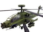 Boeing AH-64 Apache Longbow 1/72 Scale Helicopter Model