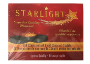STARLIGHT CHARCOAL-33 mm-1-pack