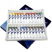 Watercolour Set,professional Korean Memory Watercolours Watercolour Paint 24 Colours