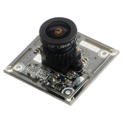 Spinel 8MP USB Camera Module SONY IMX179 Sensor with 185 degree Fisheye Lens, Support 3265x2448@15fps, UVC Compliant, Support most OS, Focus Adjustable, UC80MPA_F185