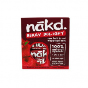 Nakd Bars Multi Pack Berry Delight