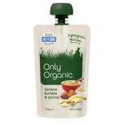 Only Organic Banana, Kumara & Quinoa
