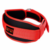 CFR Weight Belt Back Lumbar Support for Weightlifting Olympic Lifting Unisex Wide Compression Waist Band UPS Post