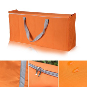 Grill Storage Handbag, Waterproof Oxford Barbecue Tool Stove Carry Bag for Outdoor Grilling Camping