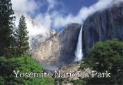 Yosemite National Park, Water Falls, California, CA Magnet 2 x 3 Fridge Photo Magnet