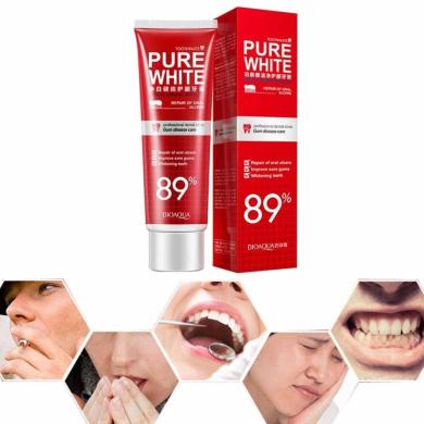 Hunputa Advanced Whitening Paste Toothpaste