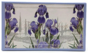 Cascia allOlmo Fine Iris Italian Body Soap, 310ml Bar
