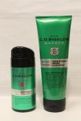 C.O. Bigelow - Elixir Green - Men's Hair & Body Wash & Men's Deodorising Body Spray – Gift Set