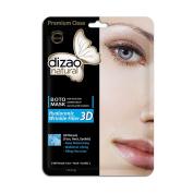 BOTOmask 3D Hyaluronic Wrinkle Filler (5 sheet masks) DIZAO Natural Facial BOTO mask ( Face, Neck, Eyelids) Deep Moist., Multilevel Lifting, Filling Fine Lines.FREE