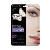 BOTOmask Peptides PRO (5 sheet masks) DIZAO Natural Facial BOTO mask ( Face, Neck, Eyelids) Contour Face Lift Look, Cellular Rejuvenation, Smoothing Fine Lines.FREE
