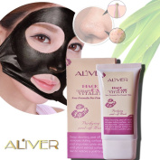 Peel off Mask for Women, Sucting Black Head Deep Cleansing Pore Skin Smooth