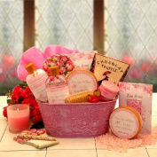 Roses for You Spa Gift Basket