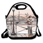 Lanch Baglove River . And Beautiful Bag Lunch bag Lunch box ice pack