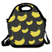 Lanch Bagbanana Black Background.PNG Convenient lunch box for men igloo