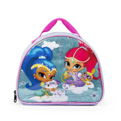 Shimmer and Shine Cloud Picnic Dome Insulated Lunch Kit
