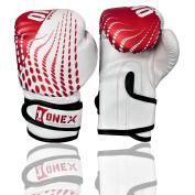 New 120ml Boxing Gloves Junior Sparring Training Fighting Gloves Mitts MMA Muay Thai for Kids