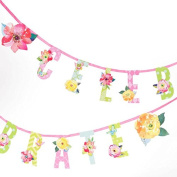 Papyrus Jardin Party Banner