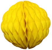 3-pack 20cm Honeycomb Scalloped Tissue Ball Party Decoration