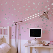 Sunsee Stars Wall Stickers Kids Baby Room DIY Wall Art Home Decor Sticker