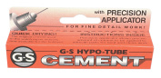 G S Hypo Tube Crystal Cement - 5 Pack