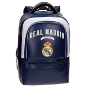 Backpack Notebook Real Madrid Vintage RM Adaptable 44 cm
