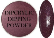 SHEBA NAILS Dipcrylic Dip Dipping Powder - 30ml - Cranberry