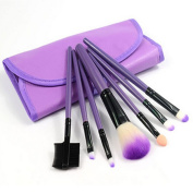 HUELE 7 Pcs Makeup Brushes Set With Storage Bag