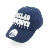 Dallas Cowboys Navy Practise Legends Flex Fit Hat / Cap