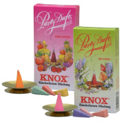 """KNOX Incense """"Set Party scents - fruity and floral"""""""