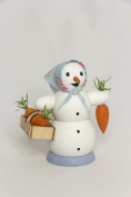 Kuhnert Snow woman with carrots