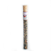 Incense FAIR TRADE in a 35 ml glass tube. Light, Love, Energy – gives you power and takes away your anxiety