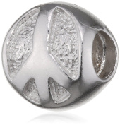 Belli Baci 925 Sterling Silver Charm Bead-Other - 314022