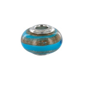 Belli Baci 925 Sterling Silver Charm Bead-Other - 314077