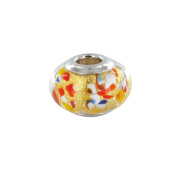 Belli Baci 925 Sterling Silver Charm Bead-Other - 314052