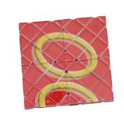 HS 1pc 8 Panels Plastic Magic Folding Twisty Puzzle Cubes for Kids