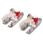 Household Sewing Machine Parts Presser Foot Blindhem Foot (W/ Idt), Pfaff 98-694 890-00 / Blindstitch Foot