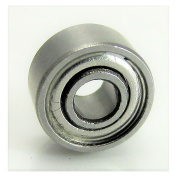 (1) 3x8x4mm Precision Stainless Steel Ball Bearing, Fishing Reels