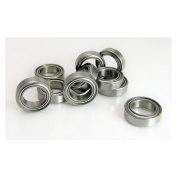 (10) 7x11x3mm Precision Stainless Steel Ball Bearing, Fishing Reels