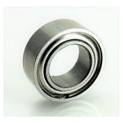 (1) 4x7x2.5mm Precision Stainless Steel Ball Bearing, Fishing Reels