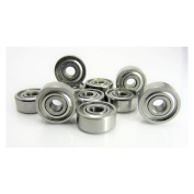 (10) 3x10x4mm Precision Stainless Steel Ball Bearing, Fishing Reels