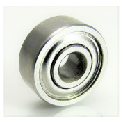 (1) 3x10x4mm Precision Stainless Steel Ball Bearing, Fishing Reels