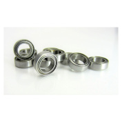 (10) 5x8x2.5mm Precision Stainless Steel Ball Bearing, Fishing Reels