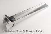 Boat Bow Anchor Roller - 41cm inch - 316 Marine Stainless Steel